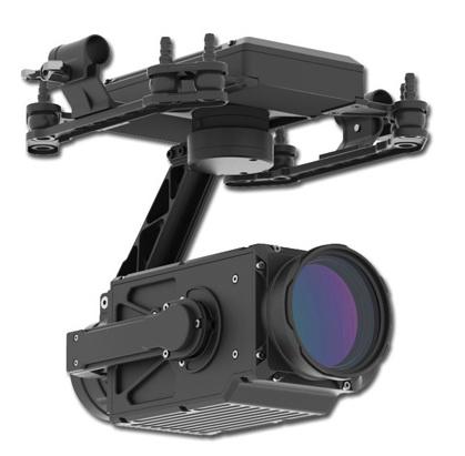 ドローン用ズームカメラ